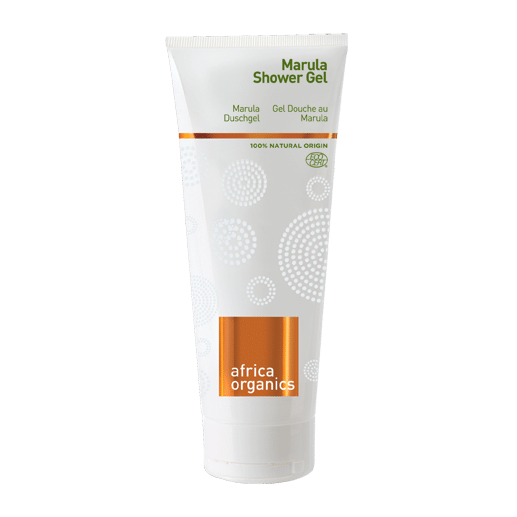 Marula Shower Gel Africa Organics