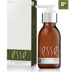 Rich Body Moisturiser Esse Organic Skincare